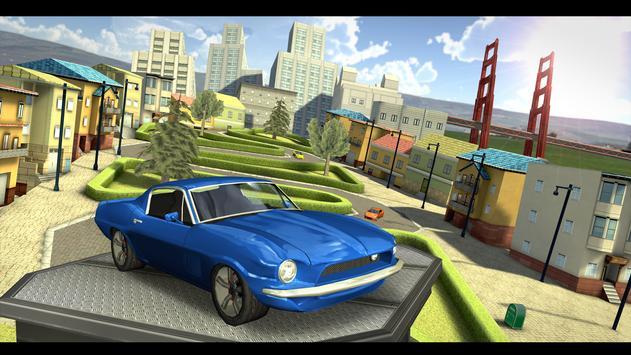 Car Driving Simulator: SF poster