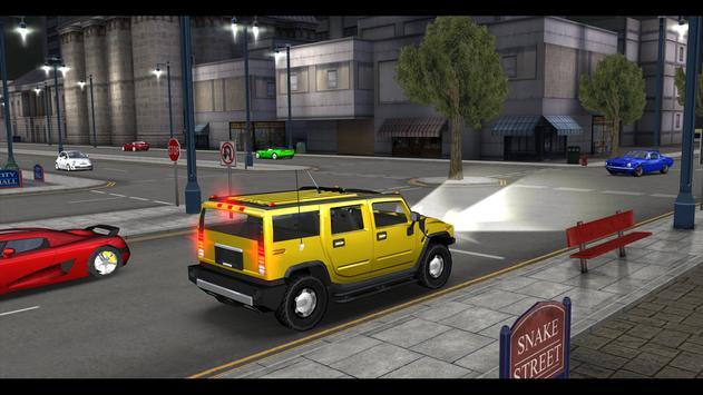 Car Driving Simulator: SF screenshot 1