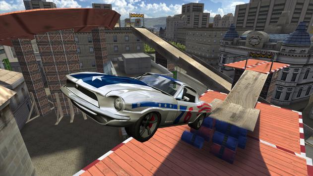 Car Driving Simulator: SF screenshot 4