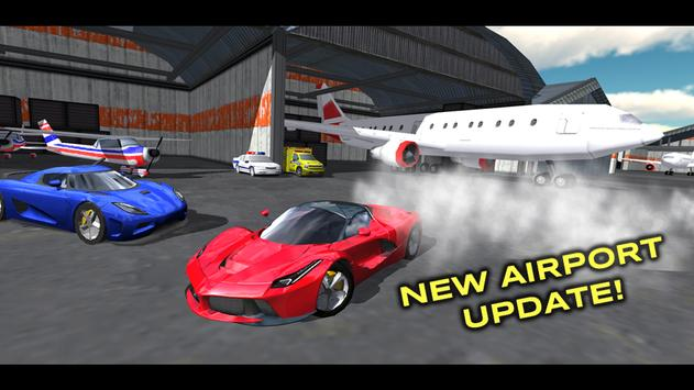 Extreme Car Driving Simulator تصوير الشاشة 8