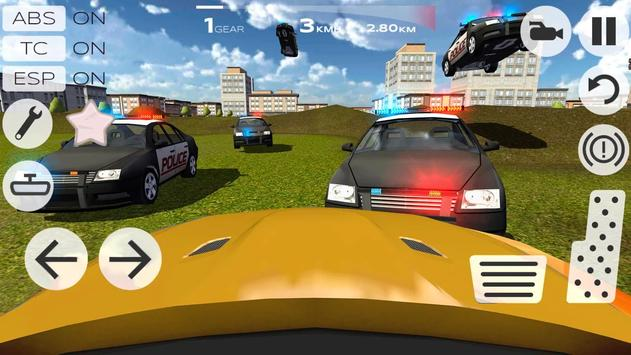 Extreme Car Driving Racing 3D screenshot 3
