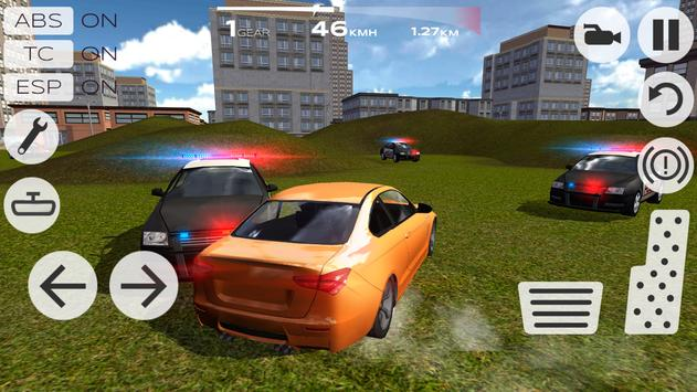 Extreme Car Driving Racing 3D screenshot 5