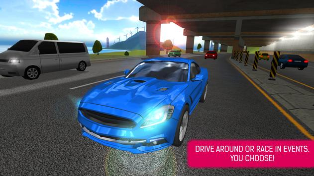 Car Simulator Racing Game screenshot 4
