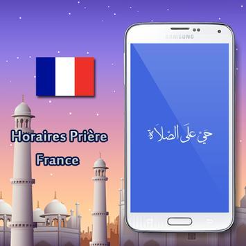 Prayer Times France poster
