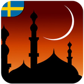 prayer times in Sweden icon
