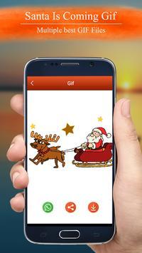 Santa Is Coming GIF screenshot 1