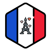 Learn French and Speak French for Free icon