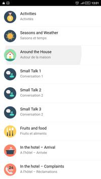 Learn French and Speak French for Free screenshot 1