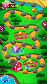 Fruits Blizzard Match 3 apk screenshot