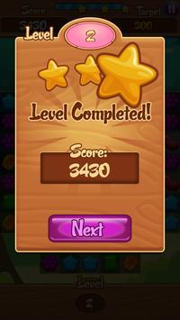 Candy Blizzard Match 3 apk screenshot