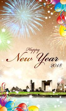 New Year 2018 Wallpapers apk screenshot