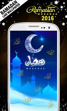 Ramadan Live Wallpaper 2017 poster