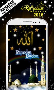Ramadan Live Wallpaper 2017 apk screenshot
