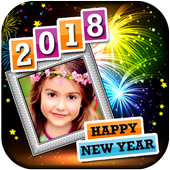 Happy New Year 2018 Wishes icon