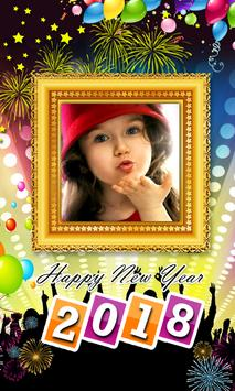Happy New Year 2018 Wishes poster