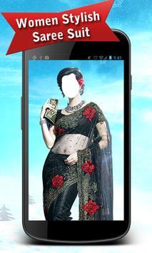 Women Stylish Saree Suit apk screenshot