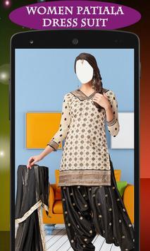 Women Patiala Dress Suit screenshot 4