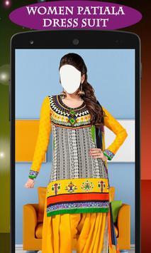 Women Patiala Dress Suit screenshot 1