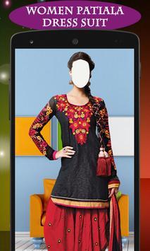 Women Patiala Dress Suit screenshot 2