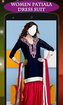 Women Patiala Dress Suit screenshot 3