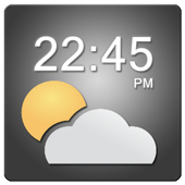 AHL Clock and Weather Widget icon