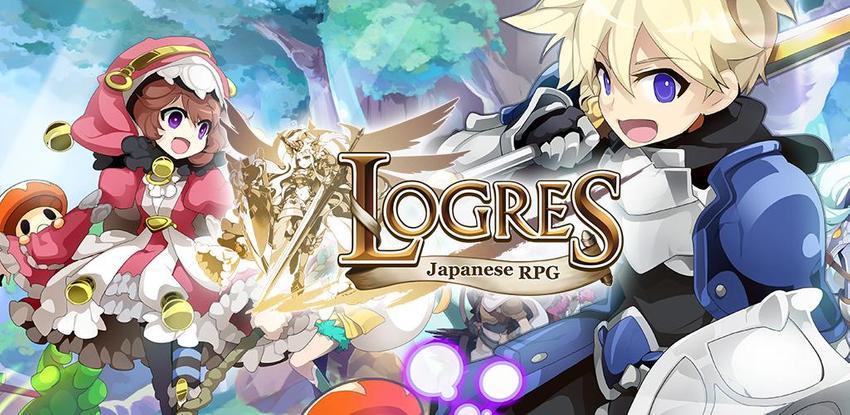 Logres: Japanese RPG APK