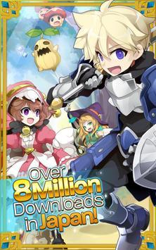 Logres: Japanese RPG poster