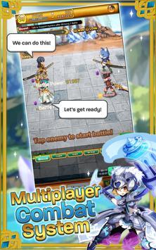 Logres: Japanese RPG apk screenshot