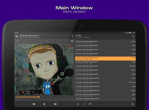 AIMP apk screenshot