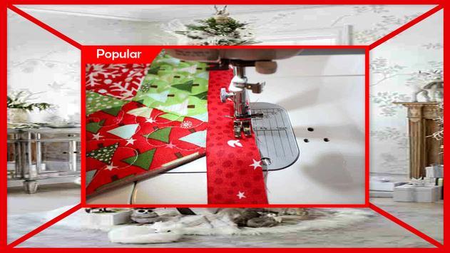 Cool Christmas Tree Skirt Patterns Craft Ideas screenshot 3