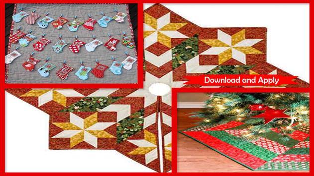 Cool Christmas Tree Skirt Patterns Craft Ideas screenshot 2