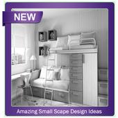 Amazing Small Scape Design Ideas icon