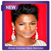 African American Black Hairstyles icon