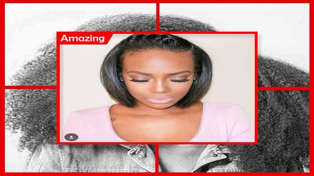 African American Black Hairstyles screenshot 4