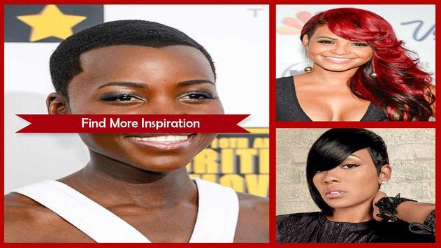 African American Black Hairstyles screenshot 1