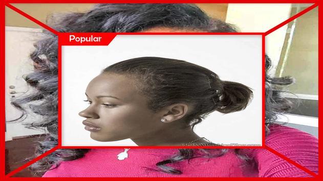 African American Black Hairstyles screenshot 3