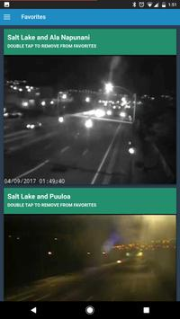 Hawaii Traffic Cams screenshot 1