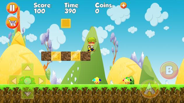 Super Hero World apk screenshot