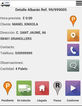 aiMov - Movilidad screenshot 4