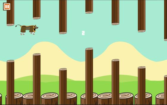 Barong Bangkung Flappy apk screenshot