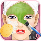 Make up games icon