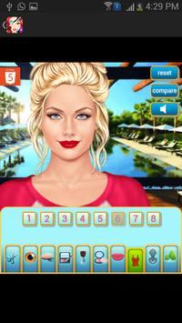 Make up games screenshot 4