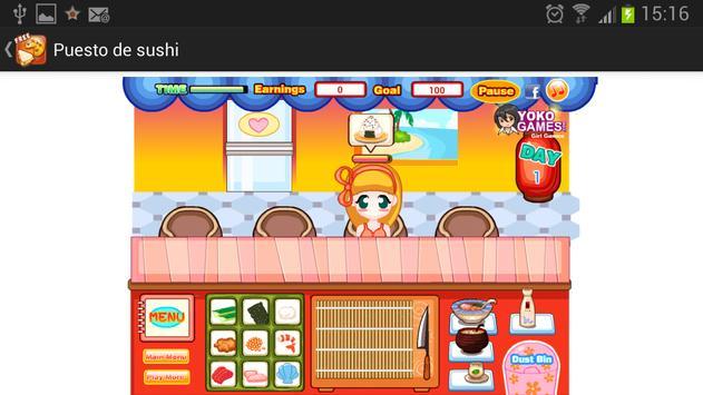 Food serving games screenshot 3