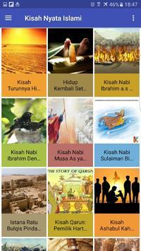 Kisah Nyata  Islami Offline poster
