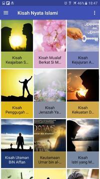Kisah Nyata  Islami Offline screenshot 1