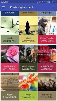 Kisah Nyata  Islami Offline screenshot 2