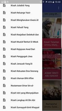 Kisah Nyata  Islami Offline screenshot 4