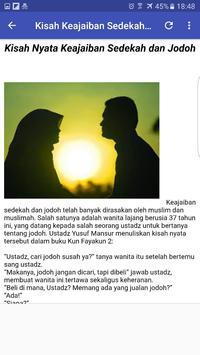 Kisah Nyata  Islami Offline screenshot 5