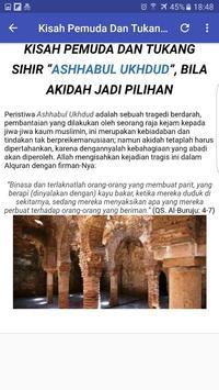 Kisah Nyata  Islami Offline screenshot 6
