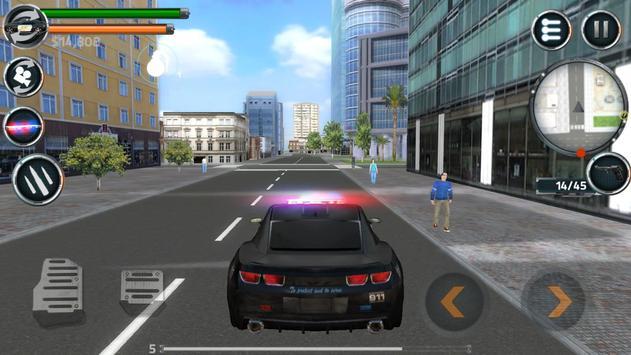 Crimopolis - Cop Simulator 3D apk screenshot